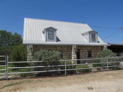 Dove Creek Single Family Home For Sale: 12133 Lagoon Lane