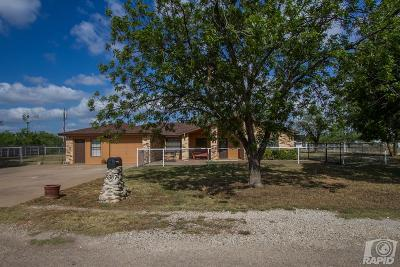 San Angelo Single Family Home For Sale: 5307 Oriole Dr