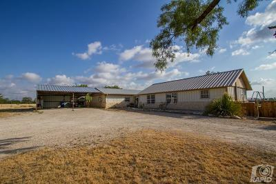 San Angelo Single Family Home For Sale: 11578 White Tail Lane