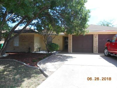 San Angelo, Wall, Christoval Rental For Rent: 45 Terrace Dr