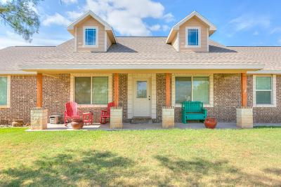 Single Family Home For Sale: 1265 Reece Rd