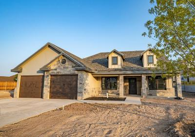 San Angelo Single Family Home For Sale: 2005 Silver Creek Court