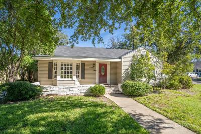 San Angelo Single Family Home For Sale: 1706 Paseo De Vaca St