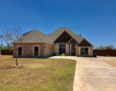 San Angelo Single Family Home For Sale: 3037 Lakota Ln