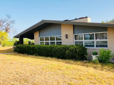 San Angelo Single Family Home For Sale: 4428 Jameson Rd