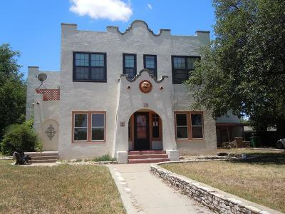San Angelo Multi Family Home For Sale: 15 N Monroe St