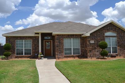 San Angelo Single Family Home For Sale: 6014 Maravillas St