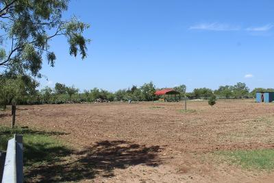 San Angelo Residential Lots & Land For Sale: 3351 Pruitt Dr