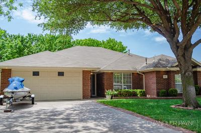 San Angelo Single Family Home For Sale: 3221 Forest Hill Dr