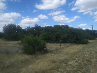 Christoval Residential Lots & Land For Sale: Candice Rd