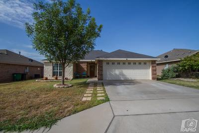 San Angelo Single Family Home For Sale: 3505 Toyah St