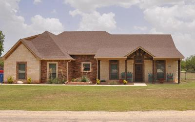 San Angelo Single Family Home For Sale: 3434 Pronghorn Path