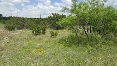 Christoval Residential Lots & Land For Sale: 2269. Venado Dr