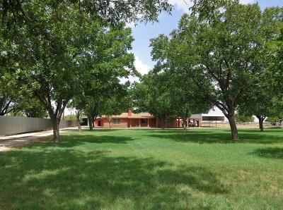 San Angelo Single Family Home For Sale: 5714 Fm 1223