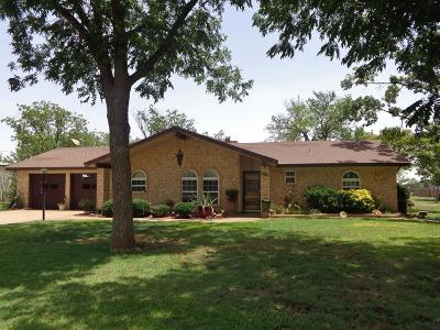 San Angelo TX Single Family Home For Sale: $255,000