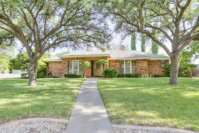 San Angelo TX Single Family Home For Sale: $242,900