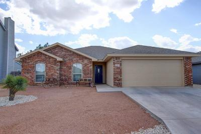 San Angelo TX Single Family Home For Sale: $188,500