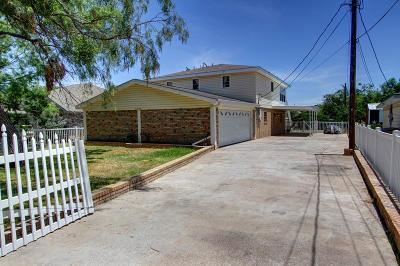 San Angelo Single Family Home For Sale: 2528 Sleepy Hollow Rd