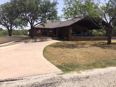 San Angelo Single Family Home For Sale: 31 Loch Lomond Rd
