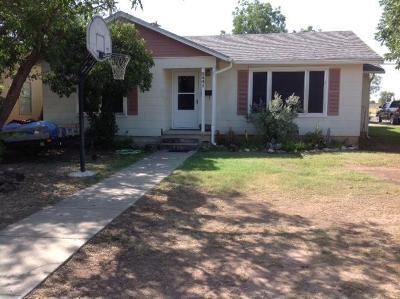 San Angelo Single Family Home For Sale: 2441 Houston St