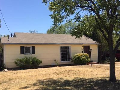 Single Family Home For Sale: 1917 San Antonio St