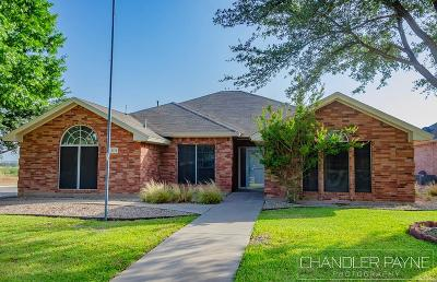 San Angelo Single Family Home For Sale: 3578 Grandview Dr