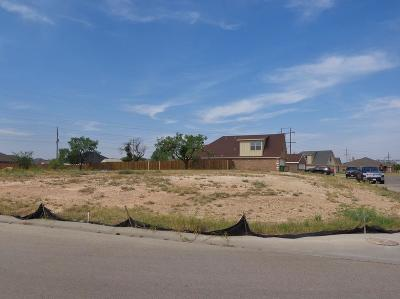 San Angelo Residential Lots & Land For Sale: 4201 Goodnight Trail