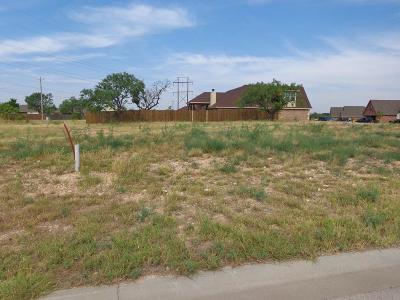 San Angelo Residential Lots & Land For Sale: 4205 Goodnight Trail