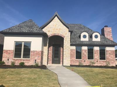 San Angelo Single Family Home For Sale: 5521 Club Park Way