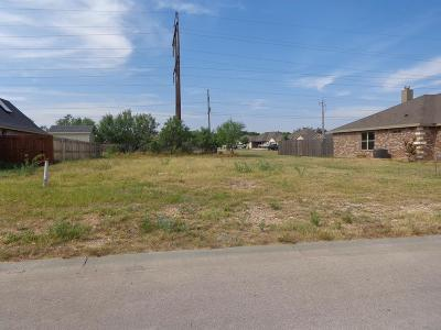 San Angelo Residential Lots & Land For Sale: 2317 Cheyenne Trail