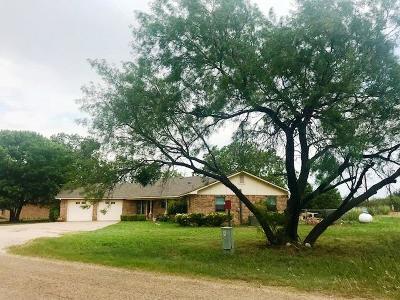 San Angelo Single Family Home For Sale: 7658 Kildee Tr