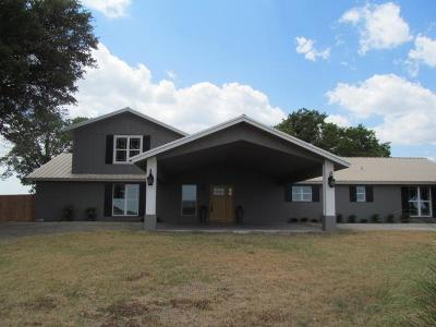 San Angelo Single Family Home For Sale: 7905 S Ratliff Rd