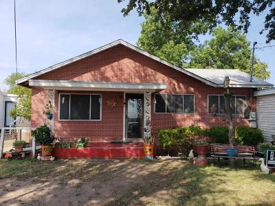 San Angelo Single Family Home For Sale: 2343 Lillie St