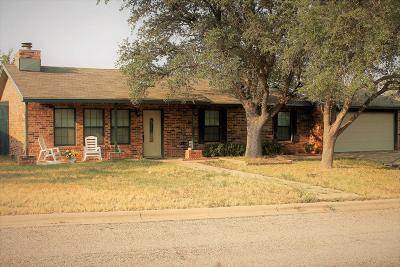 San Angelo Single Family Home For Sale: 1806 Louise Dr