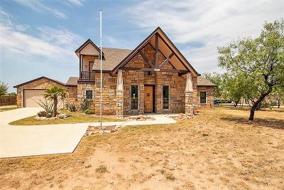 San Angelo Single Family Home For Sale: 7772 Elk Run