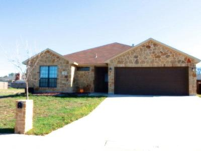 San Angelo Single Family Home For Sale: 210 Norwood Dr