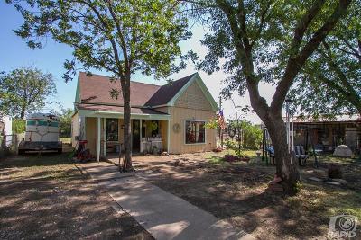 San Angelo Single Family Home For Sale: 208 E 46th St