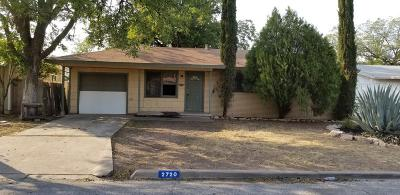 San Angelo Single Family Home For Sale: 2720 Raney St