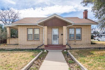 Single Family Home For Sale: 1423 Colorado Ave