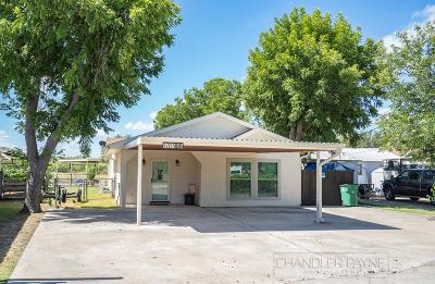 San Angelo Single Family Home For Sale: 1712 Shad Rd