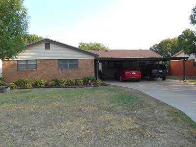 San Angelo Single Family Home For Sale: 905 State Court Dr