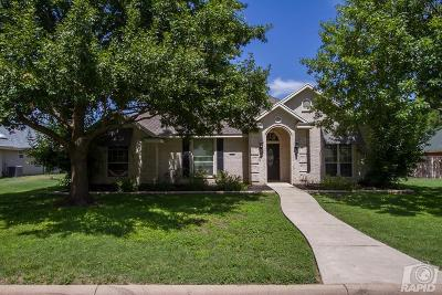 San Angelo Single Family Home For Sale: 5409 Fairway Dr