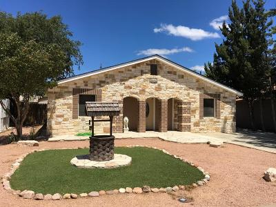 San Angelo Single Family Home For Sale: 3226 North St