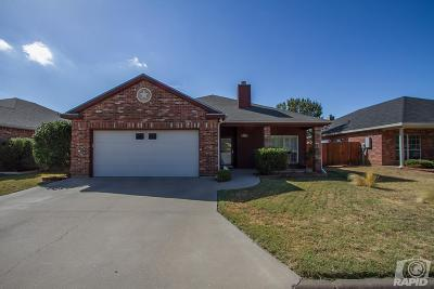San Angelo Single Family Home For Sale: 4026 Huntington Lane