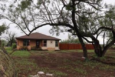 San Angelo Single Family Home For Sale: 5407 Grape Creek Rd