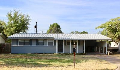 San Angelo, Wall, Christoval Rental For Rent: 2739 Tech Ave
