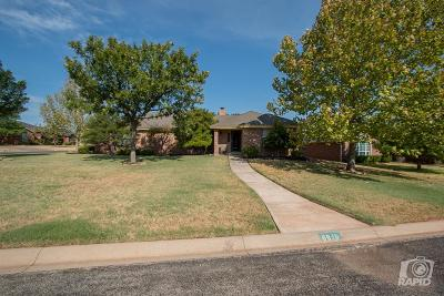 San Angelo Single Family Home For Sale: 6030 Averill Way