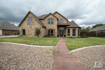 San Angelo TX Single Family Home For Sale: $433,000