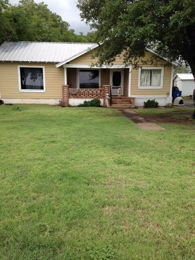 Miles Single Family Home For Sale: 126 Fm 1692