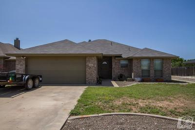 San Angelo Single Family Home For Sale: 2901 McGill Blvd